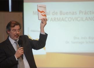 Emilio Roldán, directo Científico de Bagó