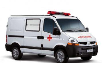 Ambulancia IOMA