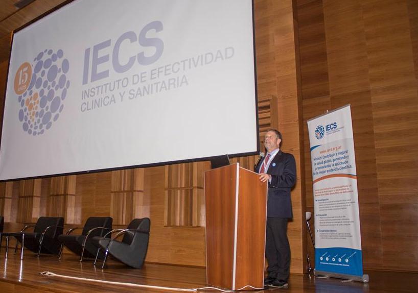 Adolfo Rubinstein IECS